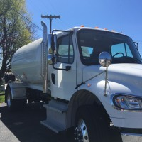 propane delivery vehicle