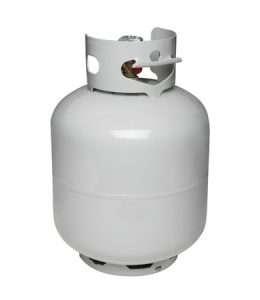 propane tank for bbq